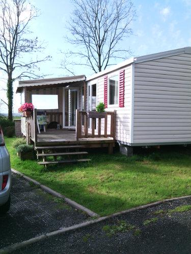 Mobil-home Dieppe - 8 personnes - location vacances  n°59846
