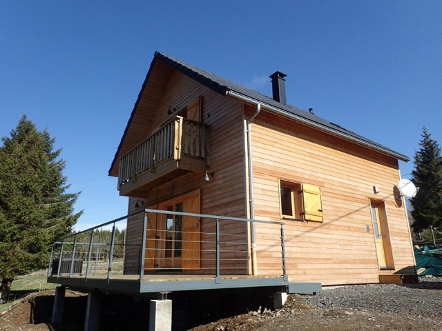 Chalet Le Mont Dore - 8 people - holiday home  #59848
