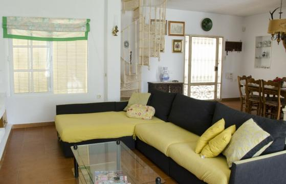 Casa en Conil de la frontera para  12 •   con piscina privada  n°59851