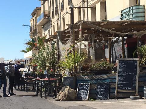 Appartement Sète - 3 personnes - location vacances  n°59879