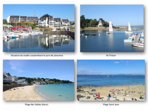 Studio Douarnenez - 2 people - holiday home  #59939