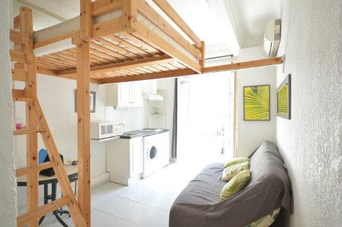 Apartamento 3 personas Juan Les Pins - alquiler n°59947