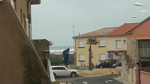 House 5 people Valras Plage - holiday home  #59954
