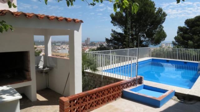 Villa antonia - Chalet vue mer, 8 pers., Piscine