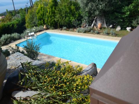 Maison Nerotrivia Euboea - 7 personnes - location vacances  n°59956