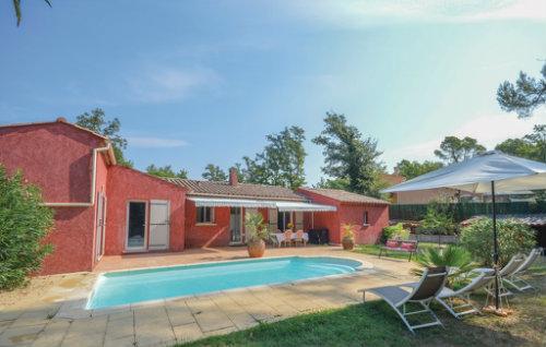 Haus Saint Paul En Forêt - 8 Personen - Ferienwohnung N°59978