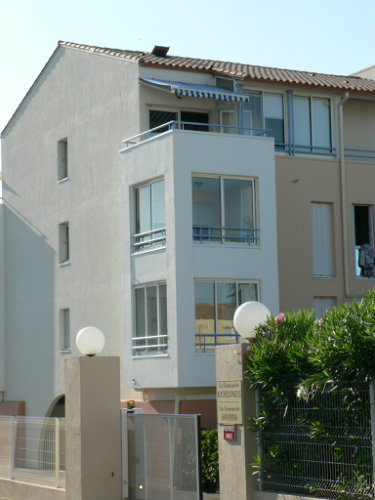 Flat Cap D'agde - 6 people - holiday home  #59998