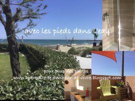 Maison Aphrodite Village Naturiste Port Leucate - 2 personnes - location vacances  n°59600