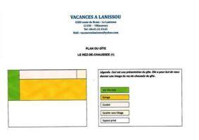 Gite Villasavary - 4 personnes - location vacances  n°59832