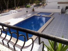 Flat in Orihuela for   7 •   with terrace