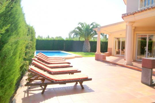 House in Denia - Vacation, holiday rental ad # 60015 Picture #4
