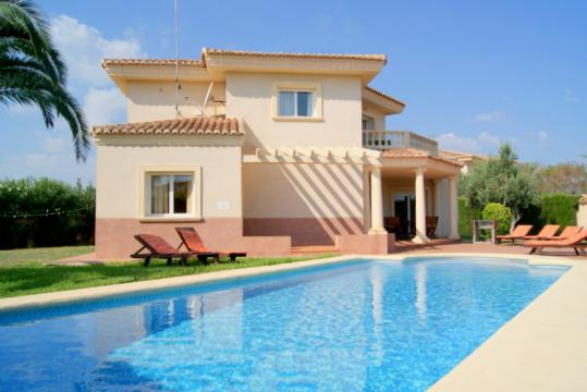 House Denia - 8 people - holiday home  #60015