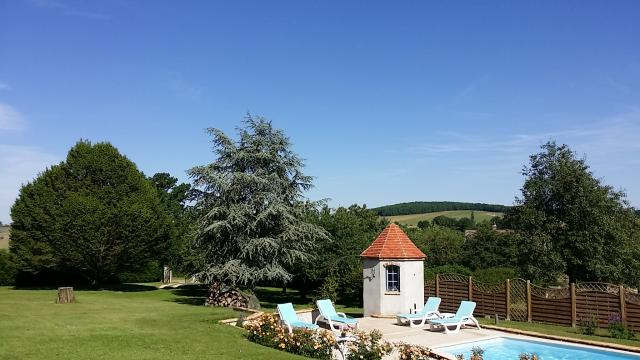 Maison Marcilly Provency - 4 personnes - location vacances  n°60030