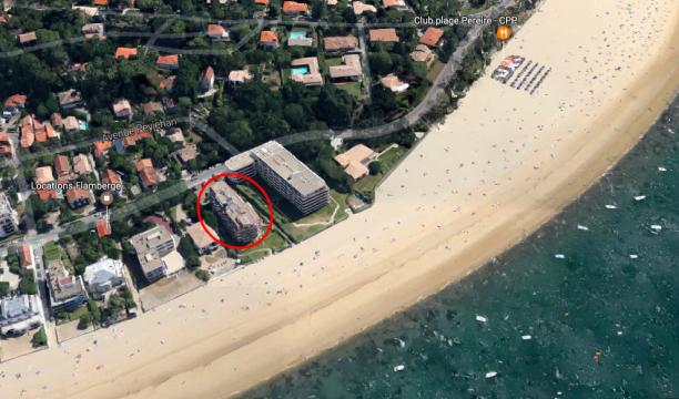Flat in Arcachon - Vacation, holiday rental ad # 60042 Picture #5