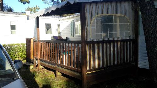 Mobil-home 4 personnes St Jean De Monts - location vacances  n°60048
