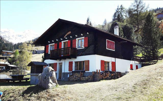 Flat La Tzoumaz - 6 people - holiday home  #60054