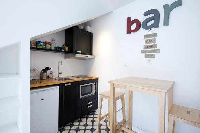 Studio in Biarritz - Vacation, holiday rental ad # 60095 Picture #1