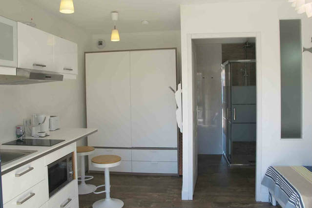 Studio in Biarritz - Vacation, holiday rental ad # 60096 Picture #3