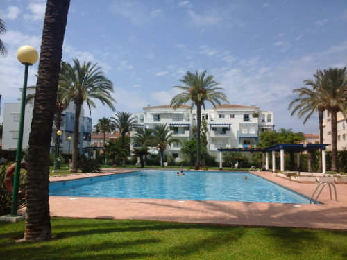 Flat in Dénia - Vacation, holiday rental ad # 60099 Picture #3