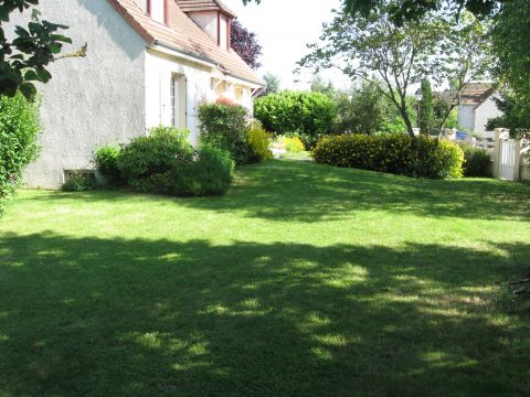 House in Saint germain les corbeil - Vacation, holiday rental ad # 60104 Picture #0