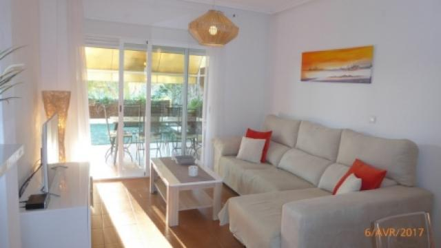 Flat in Mutxamel - Vacation, holiday rental ad # 60122 Picture #2