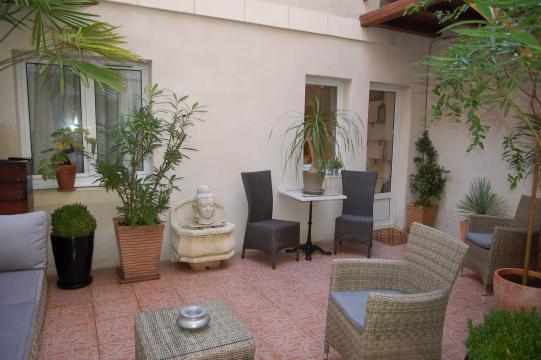 Appartement Bordeaux - 3 personnes - location vacances  n°60129