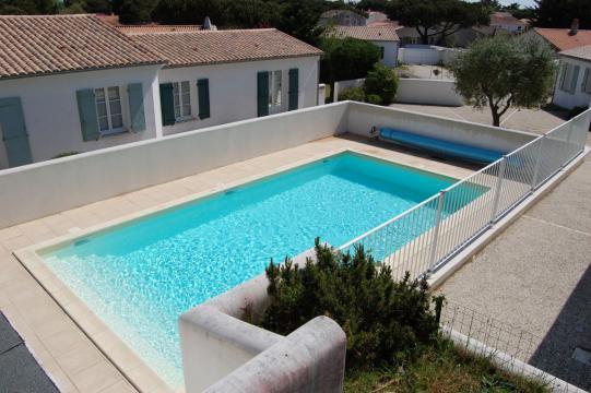 Maison Rivedoux Ile De Ré - 6 personnes - location vacances  n°60144