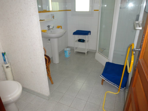 House in SAINT PALAIS SUR MER - Vacation, holiday rental ad # 60159 Picture #12