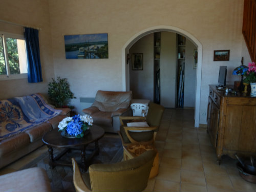 House in SAINT PALAIS SUR MER - Vacation, holiday rental ad # 60159 Picture #4
