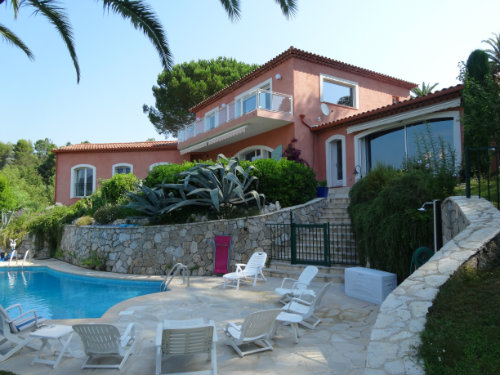 House in MANDELIEU LA NAPOULE - Vacation, holiday rental ad # 60160 Picture #2
