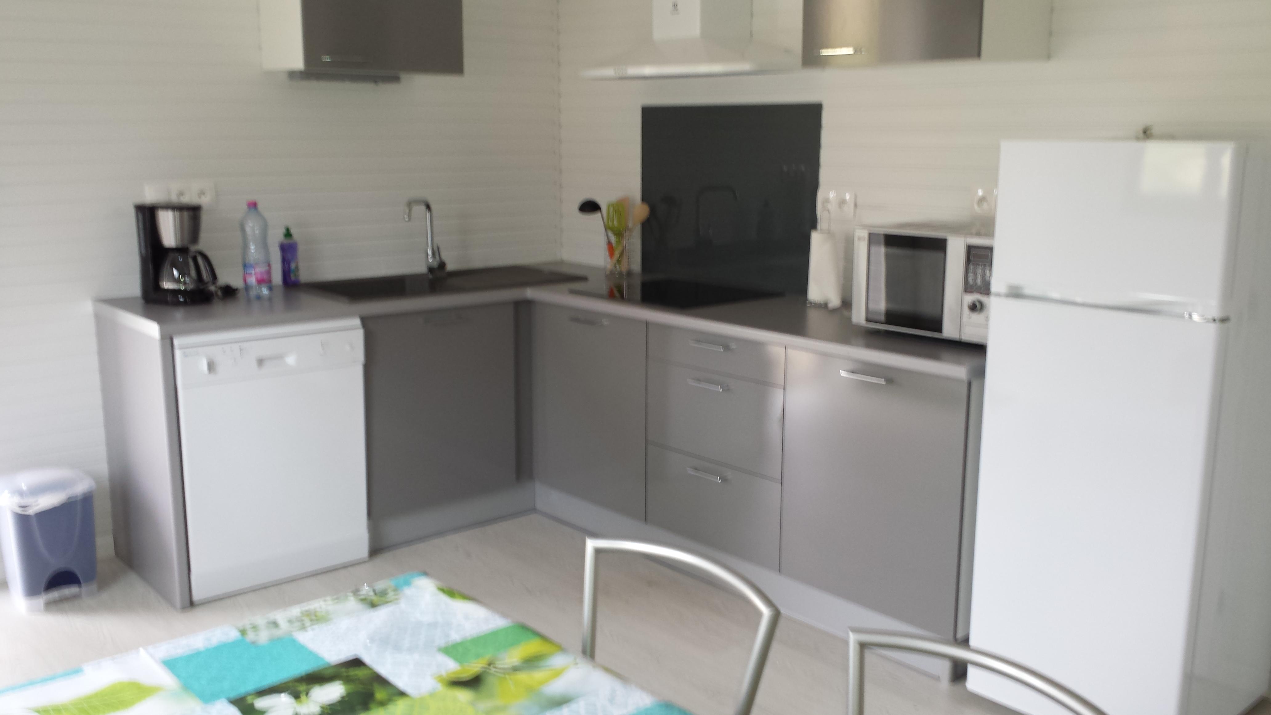 Maison Carcassonne - 3 personnes - location vacances  n°60175
