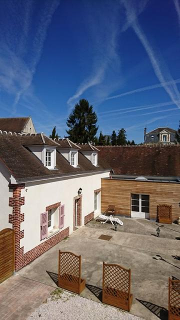 House in Villeneuve les sablons - Vacation, holiday rental ad # 60187 Picture #0