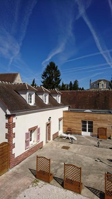 Maison Villeneuve Les Sablons - 5 personnes - location vacances  n°60187