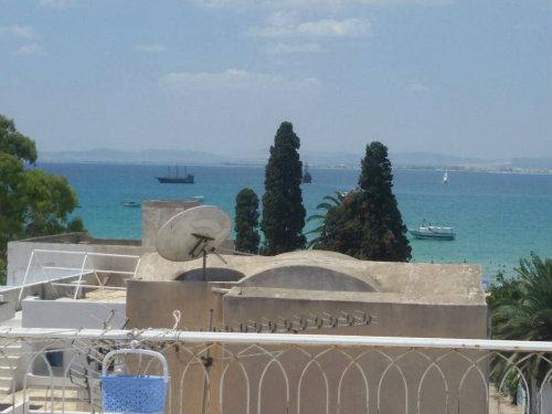 Hammamet -    vue sur mer