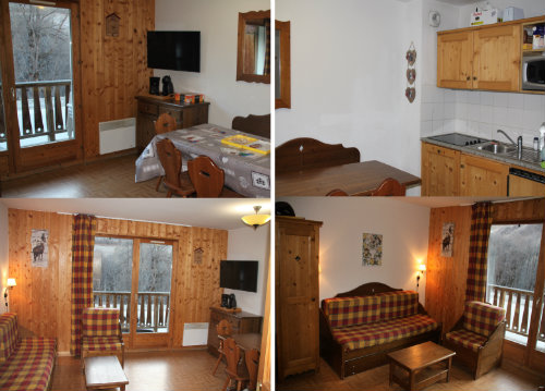 Chalet in saint sorlin d'arves - Vacation, holiday rental ad # 60218 Picture #1