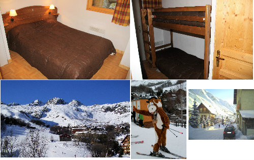 Chalet in saint sorlin d'arves - Vacation, holiday rental ad # 60218 Picture #2