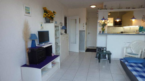 Flat Cap D'agde - 4 people - holiday home  #60230