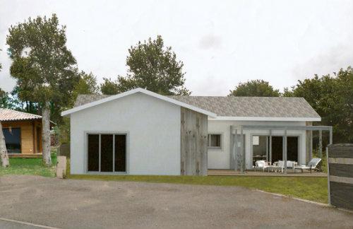Maison à Gastes pour  6 •   3 chambres   n°60233