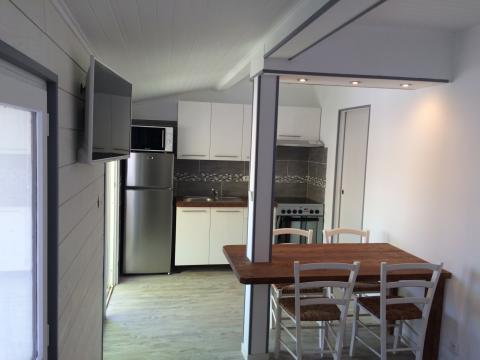 Apartamento en Mimizan para  6 •   2 dormitorios