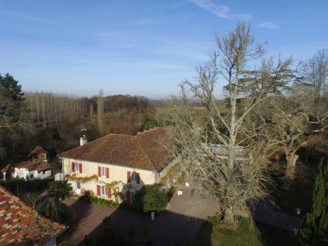 Casa rural Sainte Marie De Gosse - 24 personas - alquiler n°60251