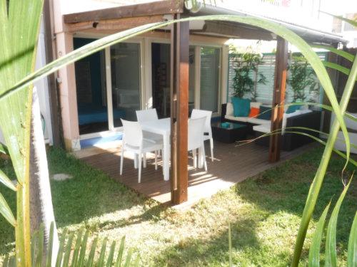 Appartement La Saline Les Bains - 4 personnes - location vacances  n°60262