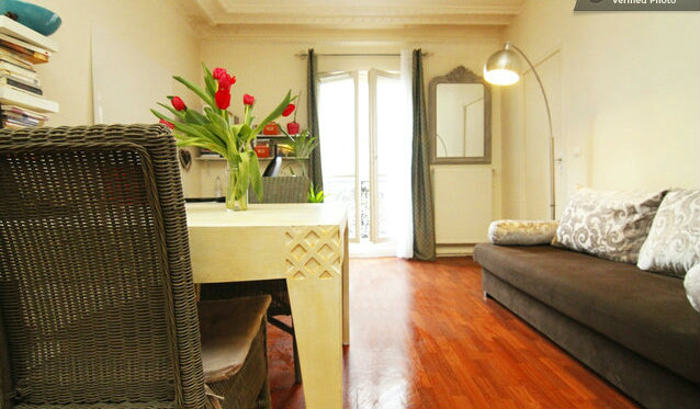 Flat in PARIS - Vacation, holiday rental ad # 60274 Picture #1