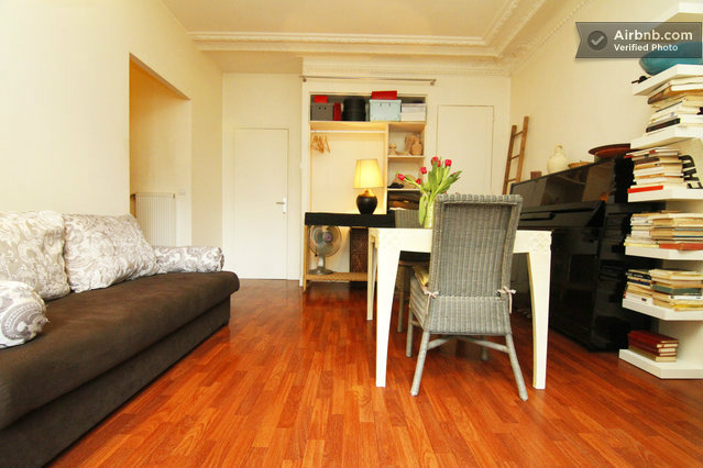 Flat in PARIS - Vacation, holiday rental ad # 60274 Picture #2