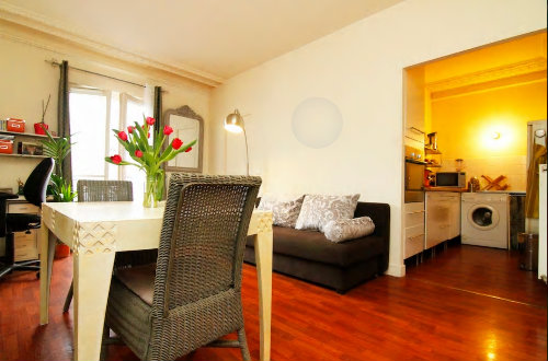 Flat in PARIS - Vacation, holiday rental ad # 60274 Picture #3
