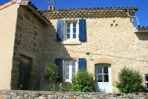 Gite La Baume Cornillane, Drôme, Rhone-alpes - 6 personnes - location vacances  n°60296