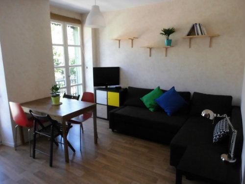 Flat Ax Les Thermes - 4 people - holiday home  #60303
