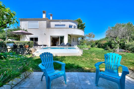 House in Antibes - Vacation, holiday rental ad # 60326 Picture #2