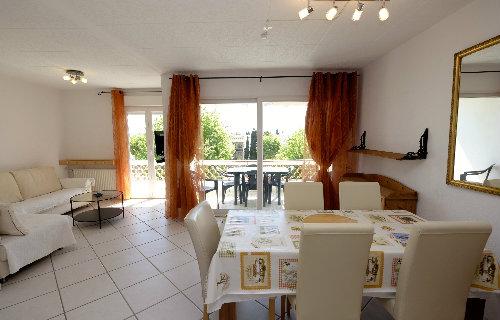 Appartement 5 personnes Empuriabrava - location vacances  n°60335