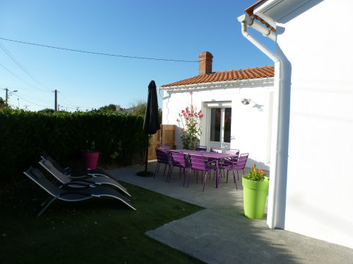 House in Saint Gilles Croix de Vie - Vacation, holiday rental ad # 60364 Picture #7