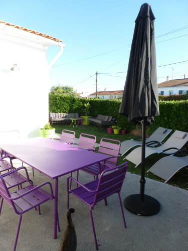 House in Saint Gilles Croix de Vie - Vacation, holiday rental ad # 60364 Picture #8